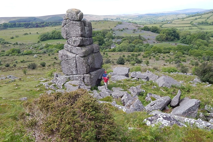 Bowerman's Nose and Cripden Down